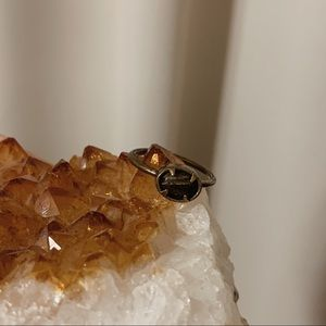 Adjustable Tigers Eye Ring